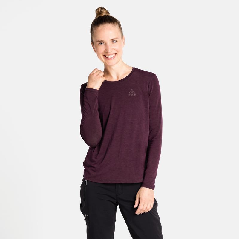 T-shirt à manches longues Halden., winetasting, large