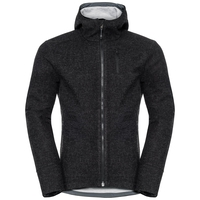Herren UNION Jacke, black, large
