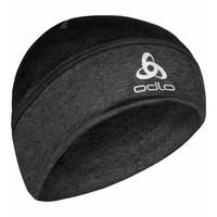 Unisex YAK X-WARM Hat, black melange, large