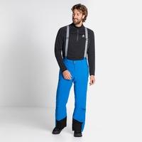 Pantalon SLY logic pour homme, directoire blue, large