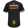 T-shirt col rond s/s Trail - SCOTT SRAM RACING, SCOTT SRAM 2020, large