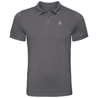 NEW TRIM Poloshirt, odlo steel grey, large
