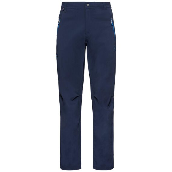 Pants WEDGEMOUNT, diving navy, large