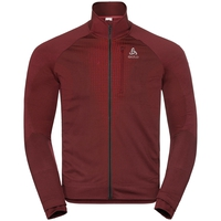 VELOCITY PRO LIGHT Jacke, fiery red, large