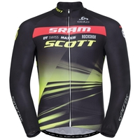 SCOTT SRAM RACING Radtrikot, Scott SS19, large