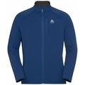 Men's CARVE CERAMIWARM Midlayer, estate blue, large
