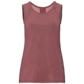 Women's MAHA Tank Top, roan rouge, large
