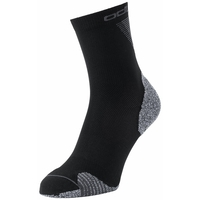 Chaussettes CERAMICOOL RUN, black, large