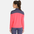Midlayer 1/2 zip CorE LIGHT, diva pink - odyssey gray, large