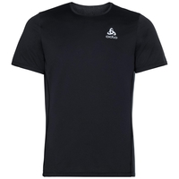 ELEMENT-hardloop-T-shirt voor heren, black, large