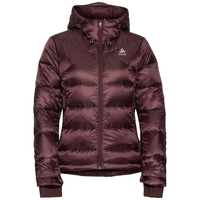 Women's COCOON N-THERMIC X-WARM Insulated Jacket, decadent chocolate, large