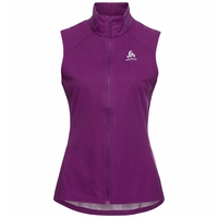 Women's ZEROWEIGHT WARM Running Vest, charisma, large