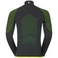 Jacket VELOCITY Light, odlo graphite grey - safety yellow, large