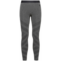 Men's KINSHIP LIGHT Base Layer Bottoms, grey melange, large
