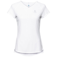 ZEROWEIGHT-T-shirt voor dames, white, large