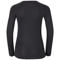 CUBIC langärmeliges Baselayer Shirt, ebony grey - black, large