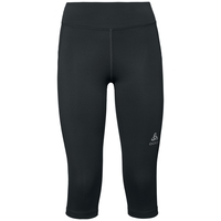 Women's CORE LIGHT 3/4 Base Layer Pants, black, large