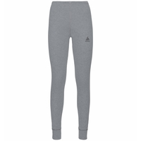 X-MAS ACTIVE WARM-basislaagbroek voor dames, grey melange, large