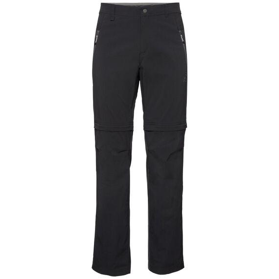 Pants zip-off WEDGE, black, large