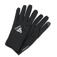 CERAMIWARM LIGHT Gloves, black, large