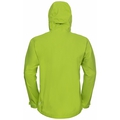 Men's AEGIS 2.5L WATERPROOF Hardshell Jacket, macaw green, large
