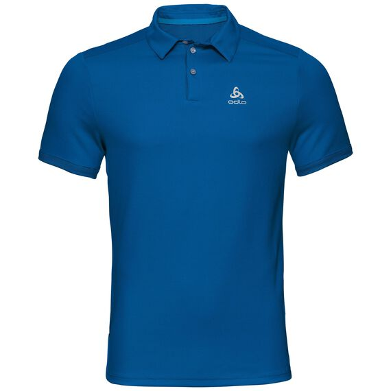 Polo s/s NIKKO F-DRY, energy blue, large