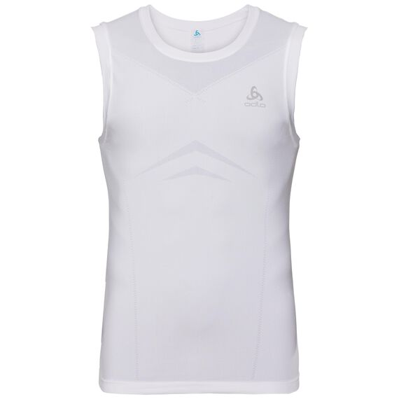SUW Top Crew neck Singlet PERFORMANCE Light, white, large