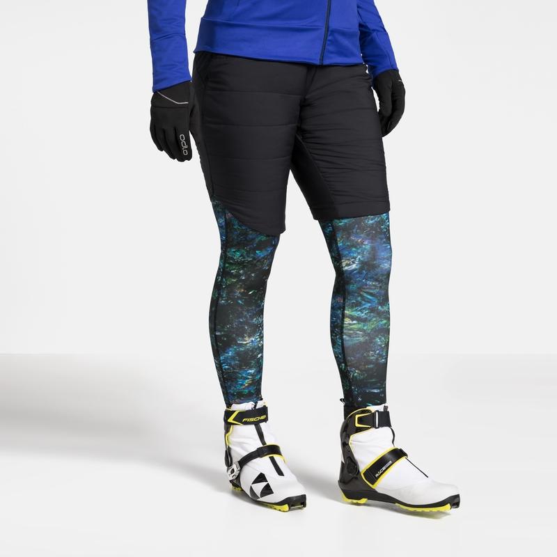 Damen MILLENNIUM S-THERMIC Shorts, black, large