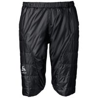 Shorts primaloft®, black - odlo graphite grey, large