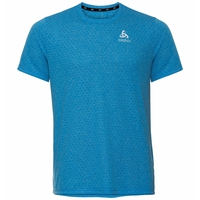 Men's MILLENNIUM T-Shirt, blue aster melange, large