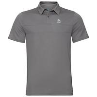 KUMANO LIGHT Poloshirt, odlo steel grey, large