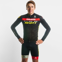 Herren Scott-Sram Racing Fan Langarm-Shirt, SCOTT SRAM 2020, large