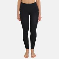Women's PERFORMANCE EVOLUTION LIGHT Base Layer Pants, black - odlo graphite grey, large