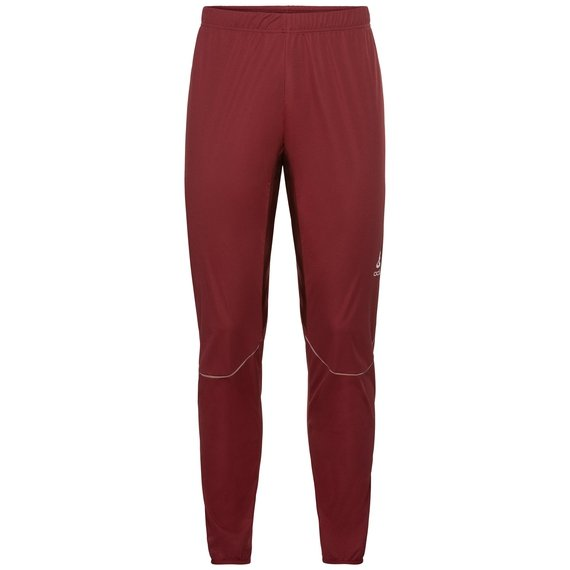 Men's ZEROWEIGHT WINDPROOF WARM Pants, syrah, large