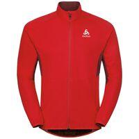 Jacket AEOLUS ELEMENT, fiery red - syrah, large