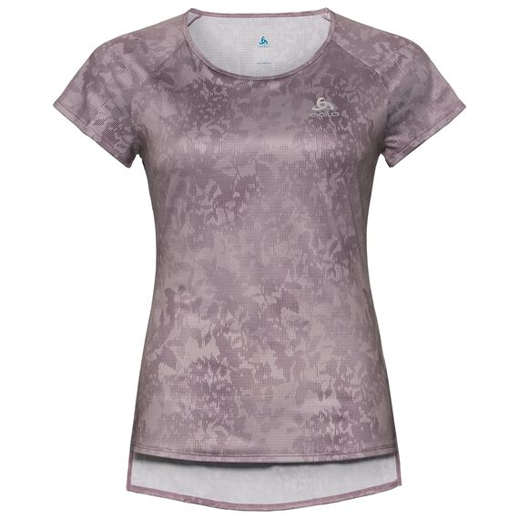 CERAMICOOL BLACKCOMB Baselayer T-Shirt, quail - AOP SS19, large