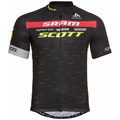 Herren Scott-Sram MTB Team Fan Radtrikot, SCOTT SRAM 2021, large