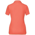 Polo  CARDADA, hot coral, large