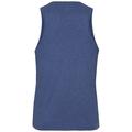BL Top V-neck Tank AION, sodalite blue melange, large