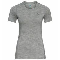 Damen MERINO 200 Baselayer T-Shirt, grey melange - grey melange, large