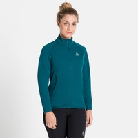 Damen AEOLUS ELEMENT Jacke, submerged, large