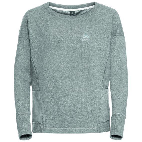 Midlayer TECHSTYLE, grey melange, large