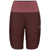 Women's MILLENNIUM S-THERMIC Shorts, decadent chocolate, large