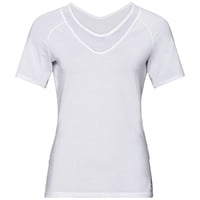 BL TOP LOU MESH, white, large
