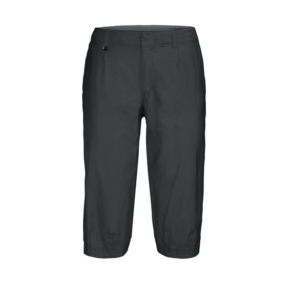 Cheakamus Pants 3/4 women, black, large
