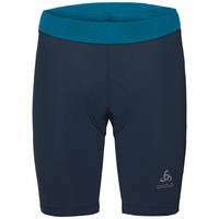 Korte Element-fietstight voor dames, diving navy, large
