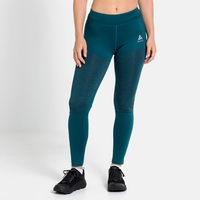 Women's MILLENNIUM YAKWARM Tights, submerged, large