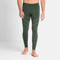Men's NATURAL + KINSHIP WARM Baselayer Bottoms, climbing ivy melange, large