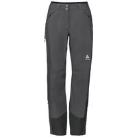 Set long ORBIT Pants, odlo graphite grey, large