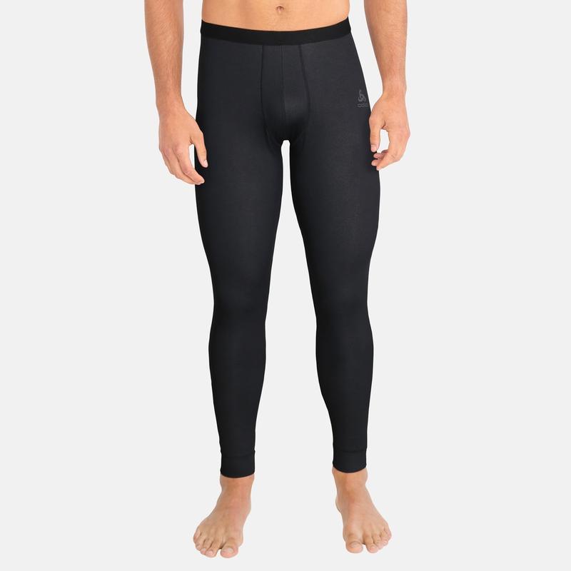Men's ACTIVE WARM Base Layer Pants, black, large